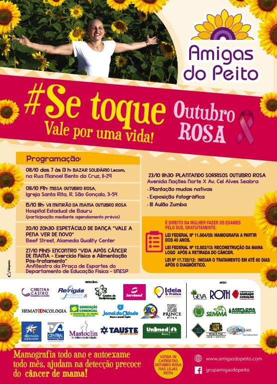 INSCRIÇÕES PARA VII MUTIRÃO DA MAMA SERÁ ABERTA EM 0610  Eventos  Amigas d -> Cartaz Banheiro Feminino